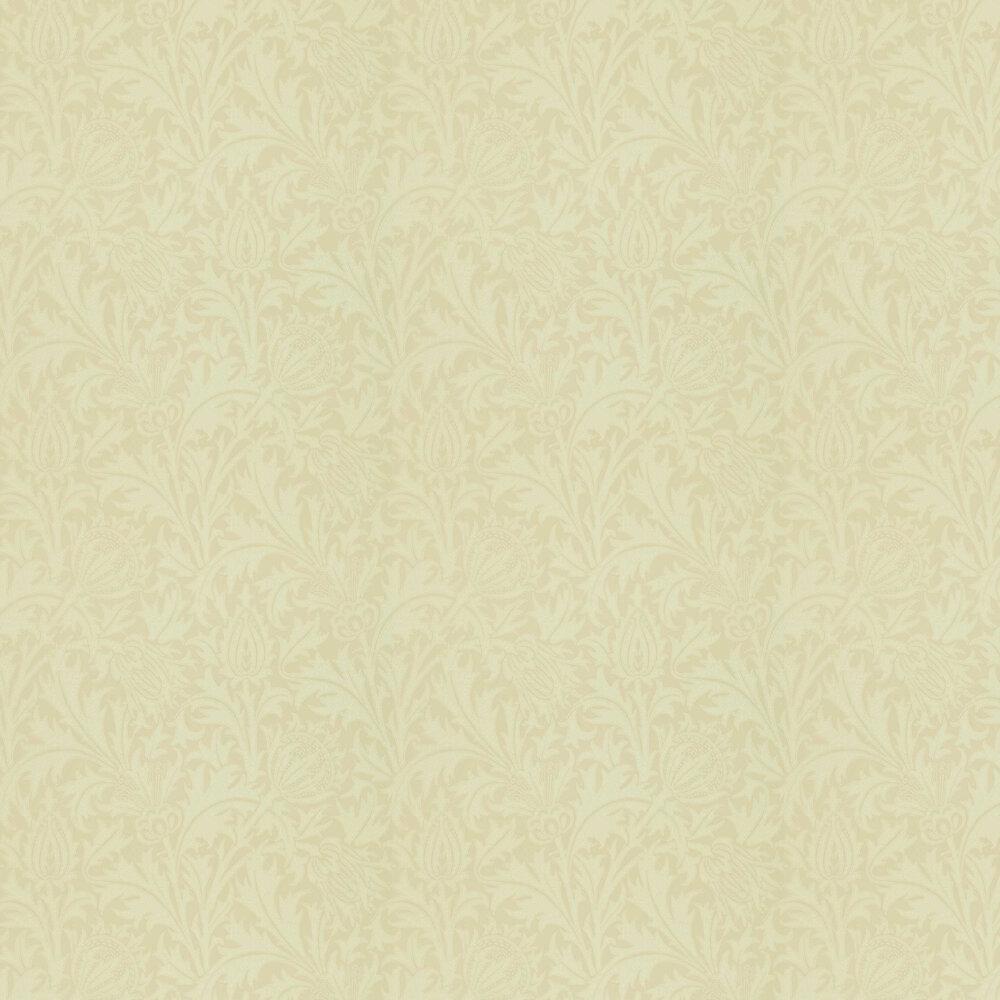 Morris Thistle Ivory Wallpaper - Product code: WM8608/1