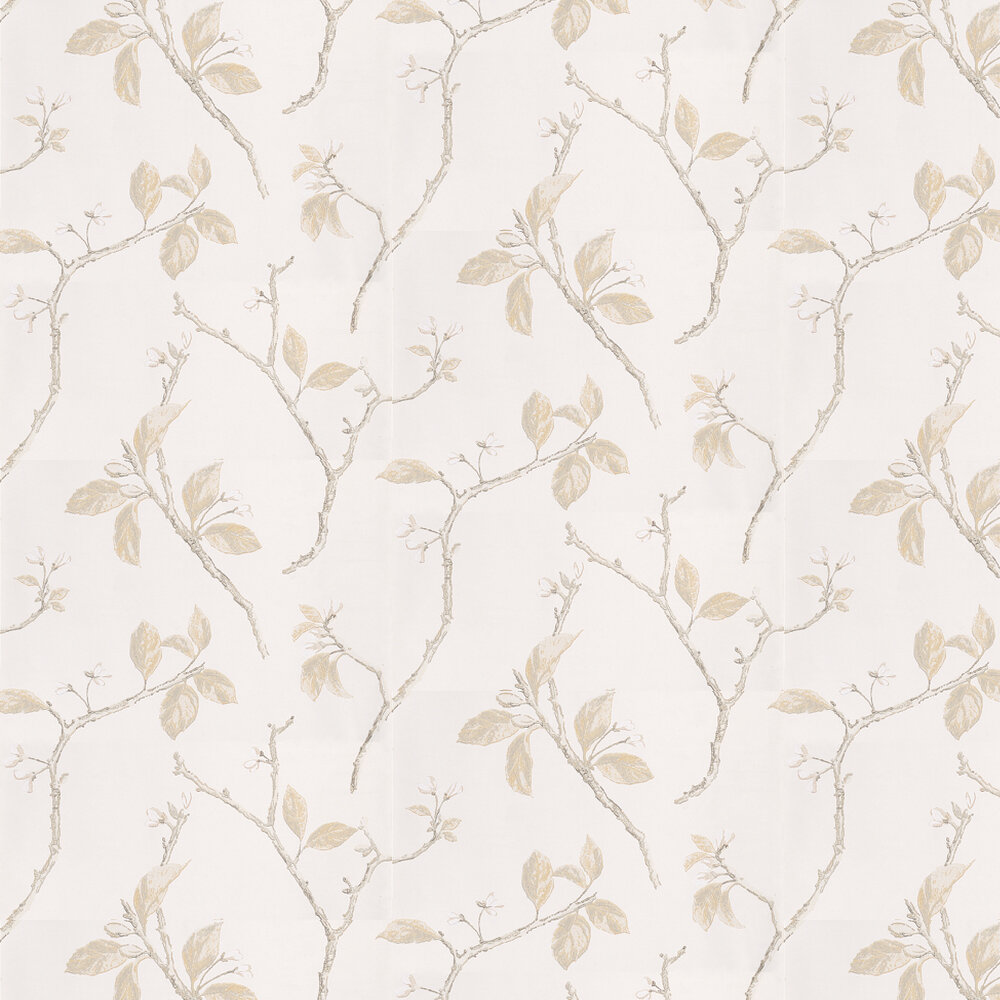 Prestigious Shade Ivory Cream / Gold Wallpaper - Product code: 1943/007
