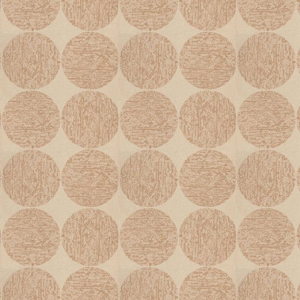 Luna Wallpaper - Gold / Cream - by Cole & Son