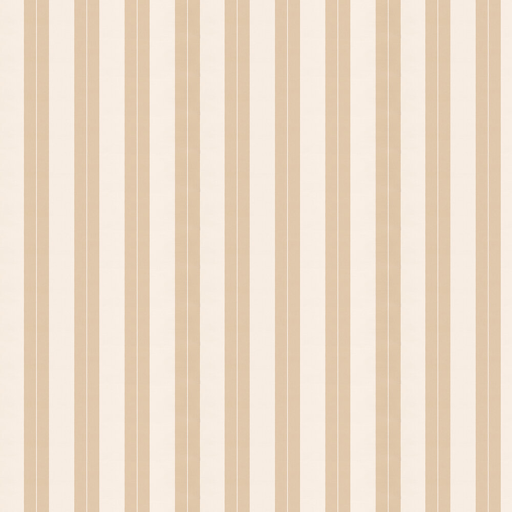 Boyton Wallpaper - Brown - by William Yeoward