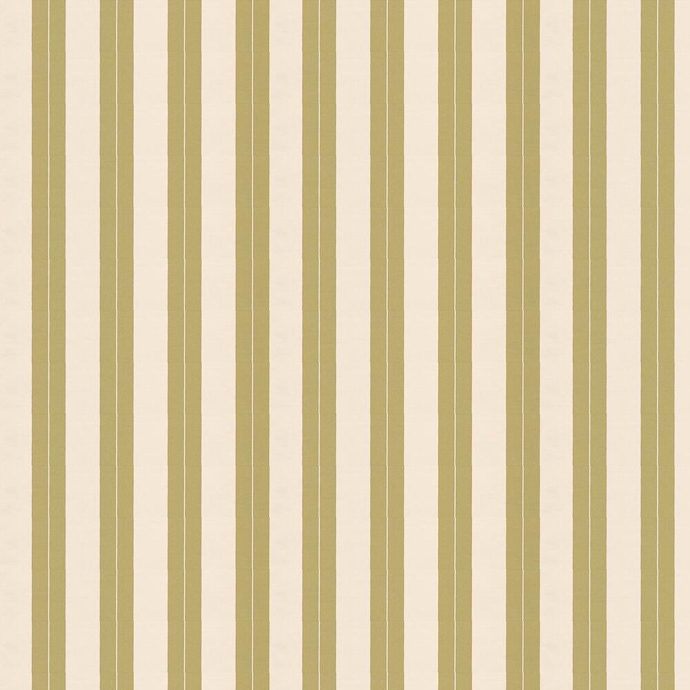 Boyton Wallpaper - Green - by William Yeoward