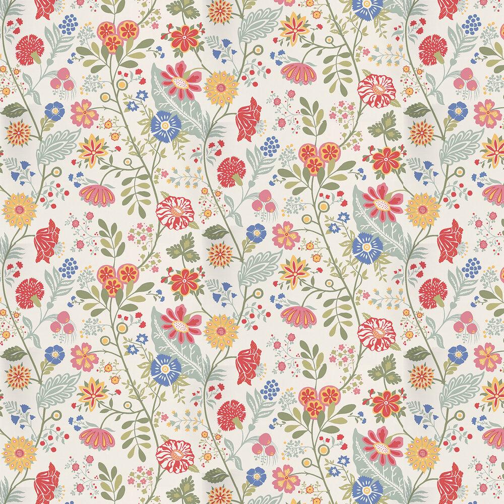 Sandberg Amelie Multi Wallpaper - Product code: 541-38