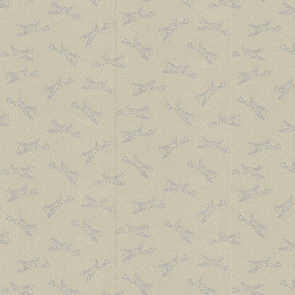 Spitfires Grey Wallpaper - by PaperBoy