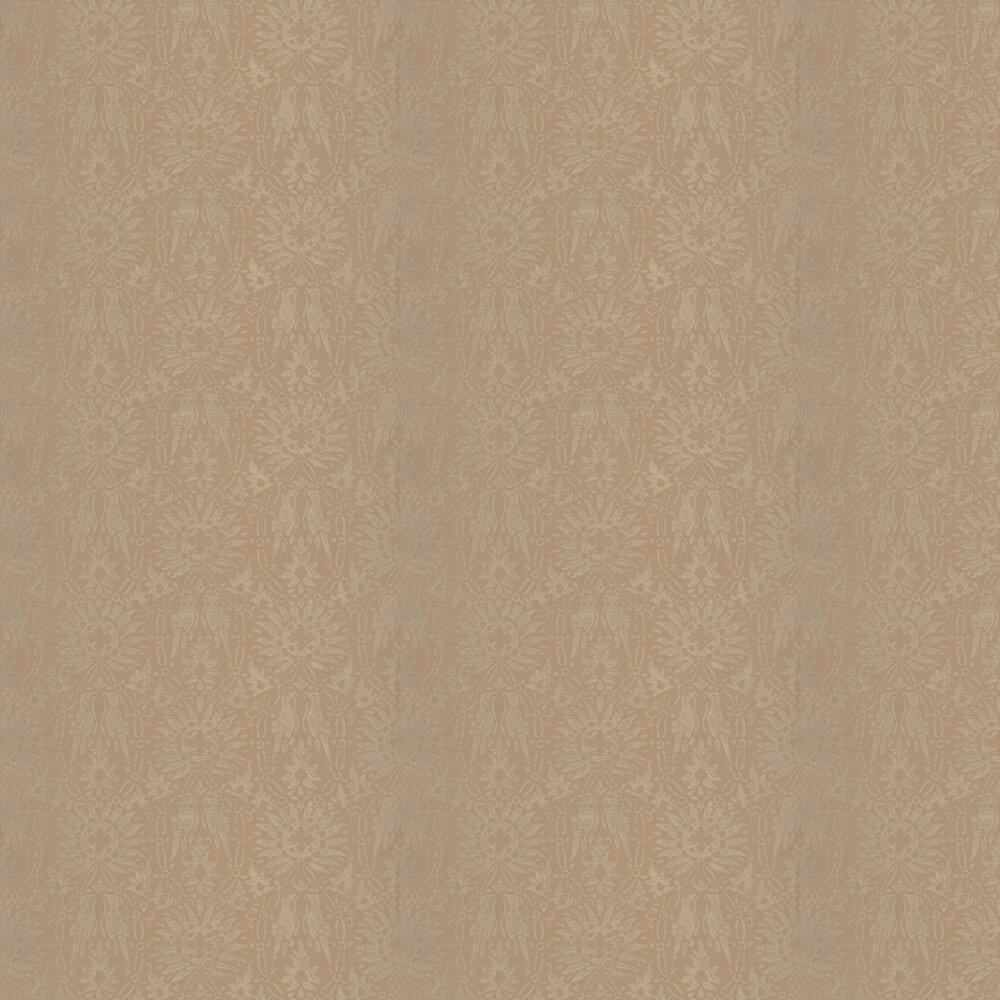 Farrow & Ball Renaissance Metallic Gold / Brown Wallpaper - Product code: BP 2805