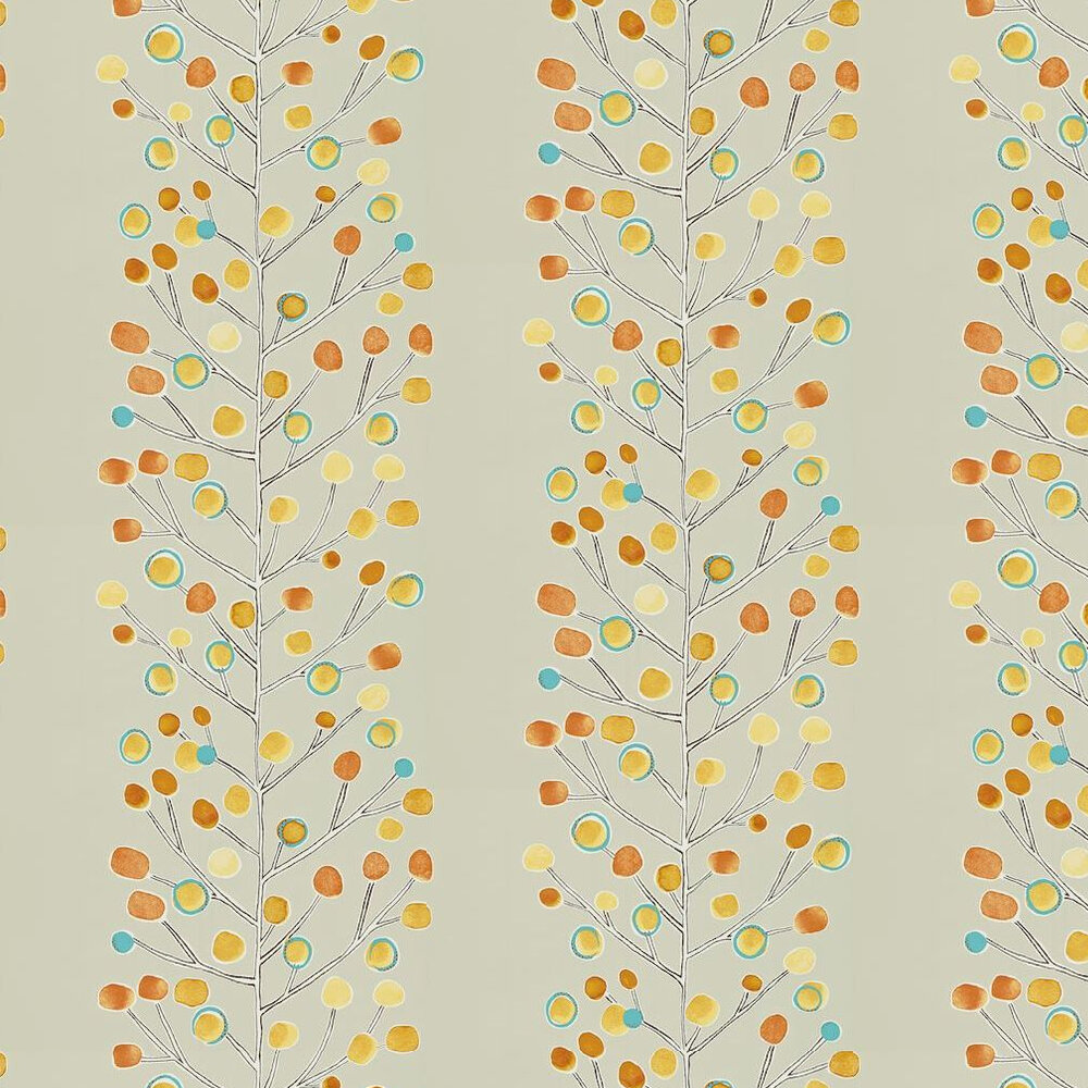 Scion Berry Tree Beige / Multi Wallpaper - Product code: 110203
