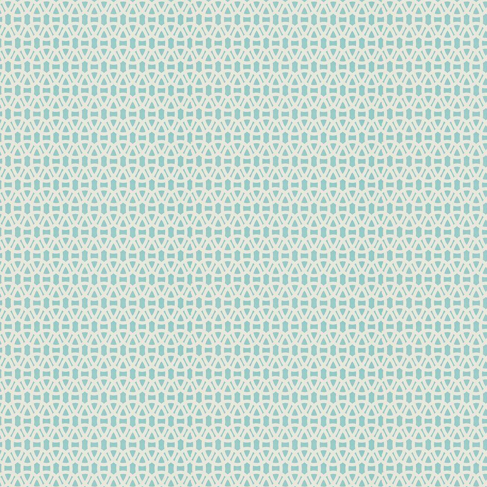 Scion Lace Sky Blue Wallpaper - Product code: 110230