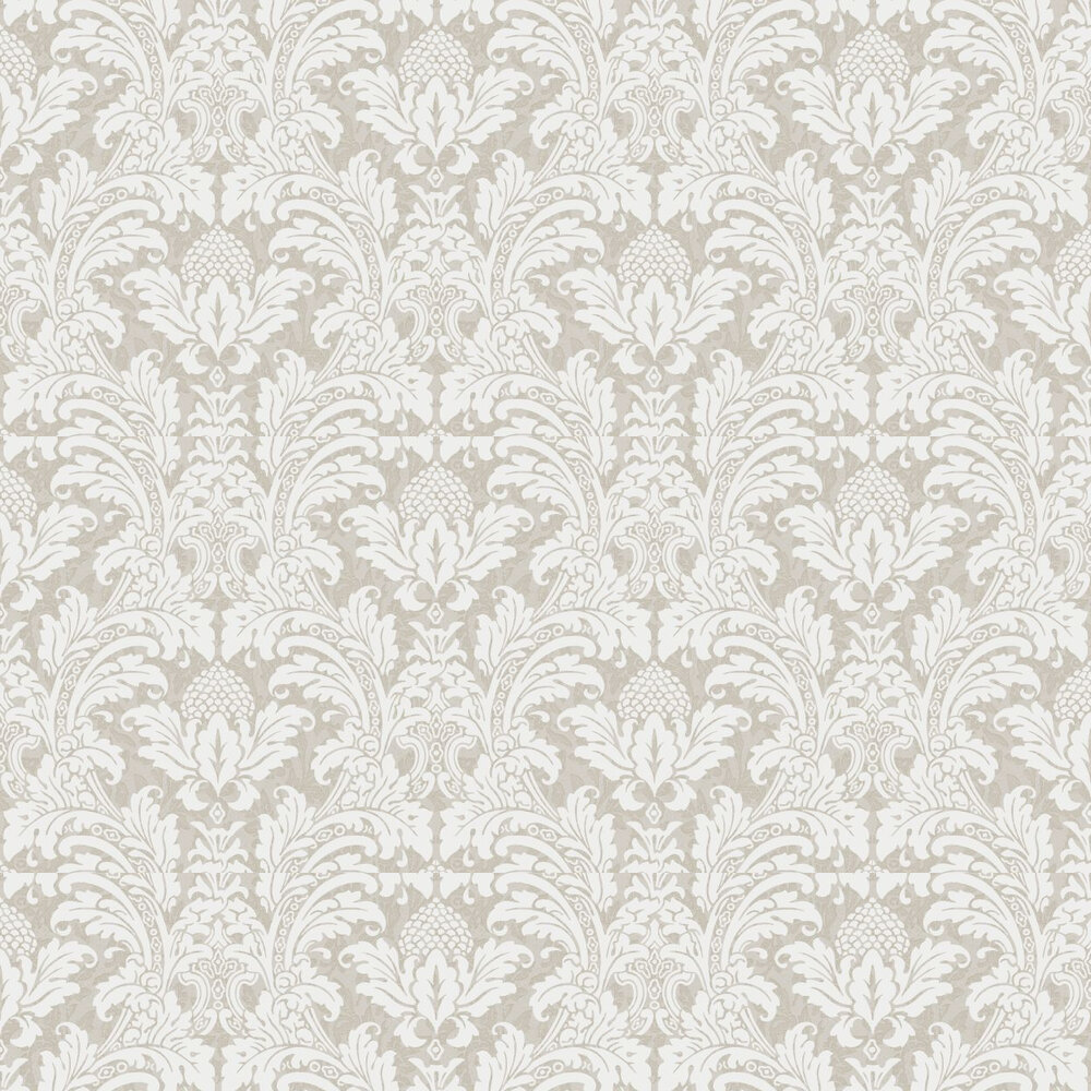 Cole & Son Blake Off White Wallpaper - Product code: 94/6035
