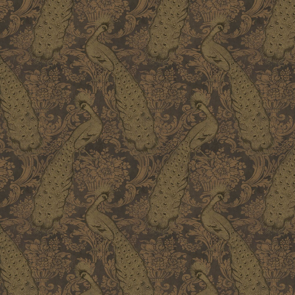 Cole & Son Byron Gold Wallpaper - Product code: 94/7036