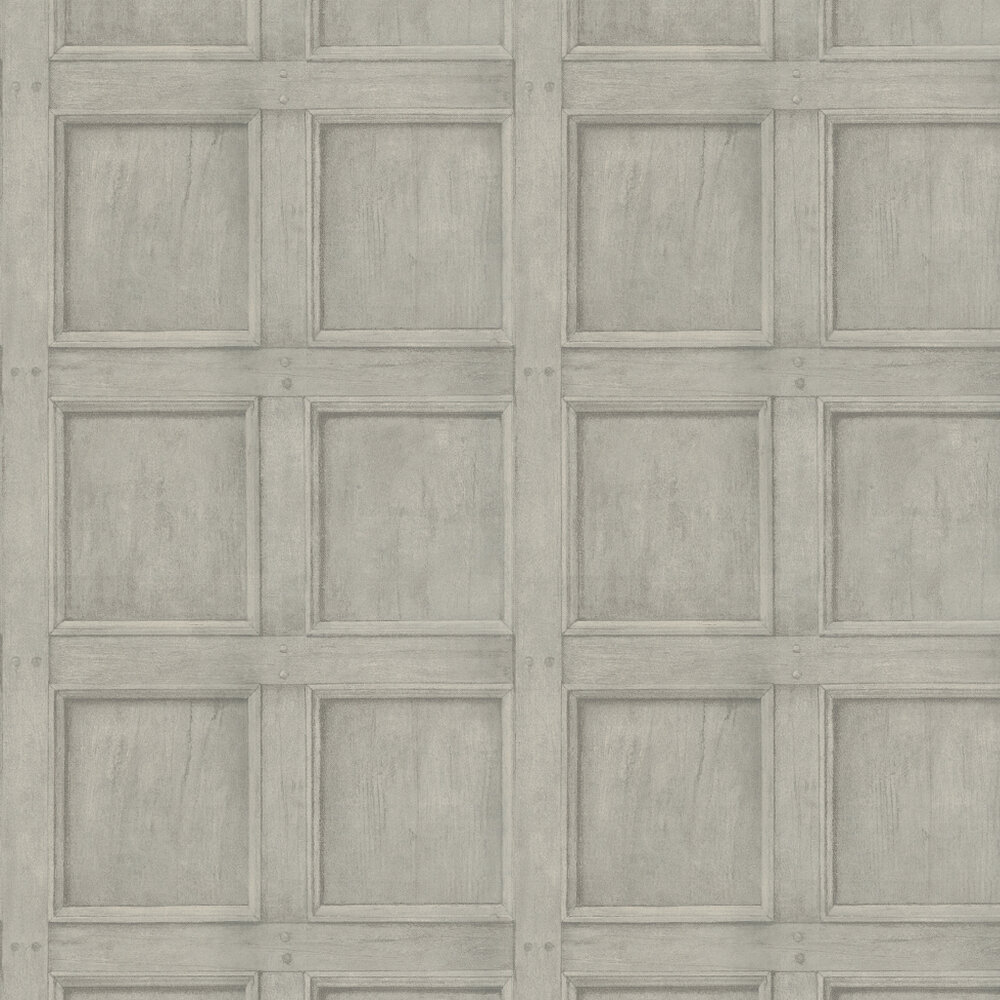Andrew Martin Regent Grey Wallpaper - Product code: RE04-GREY
