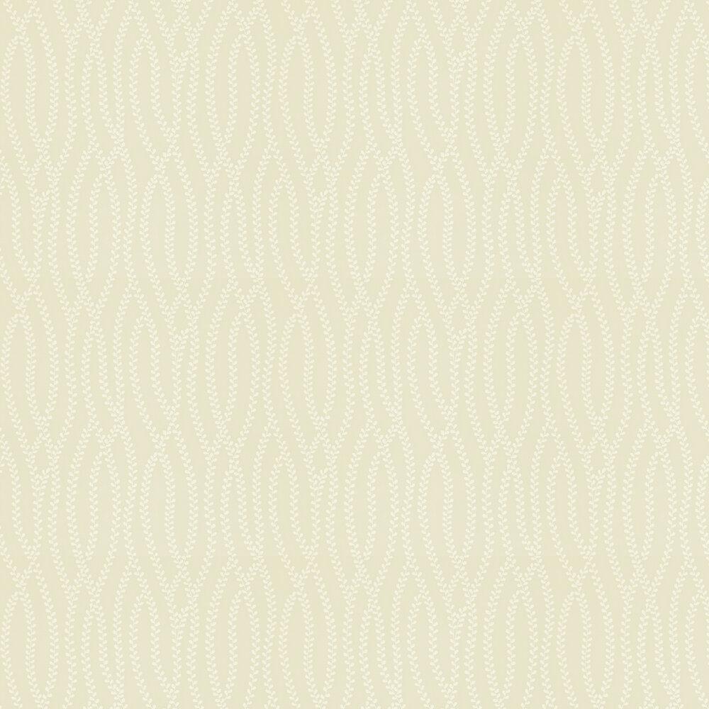 Sanderson Ester Linen / Ivory Wallpaper - Product code: 211982