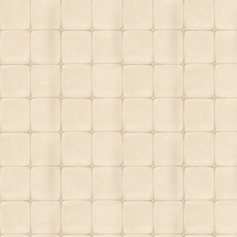 Colonial Wallpaper - Ivory - by Andrew Martin
