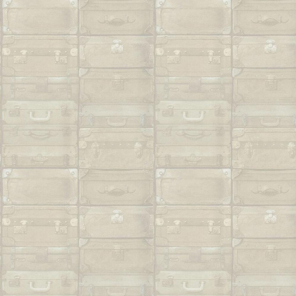 Andrew Martin Luggage Vellum Wallpaper - Product code: LU03-Vellum