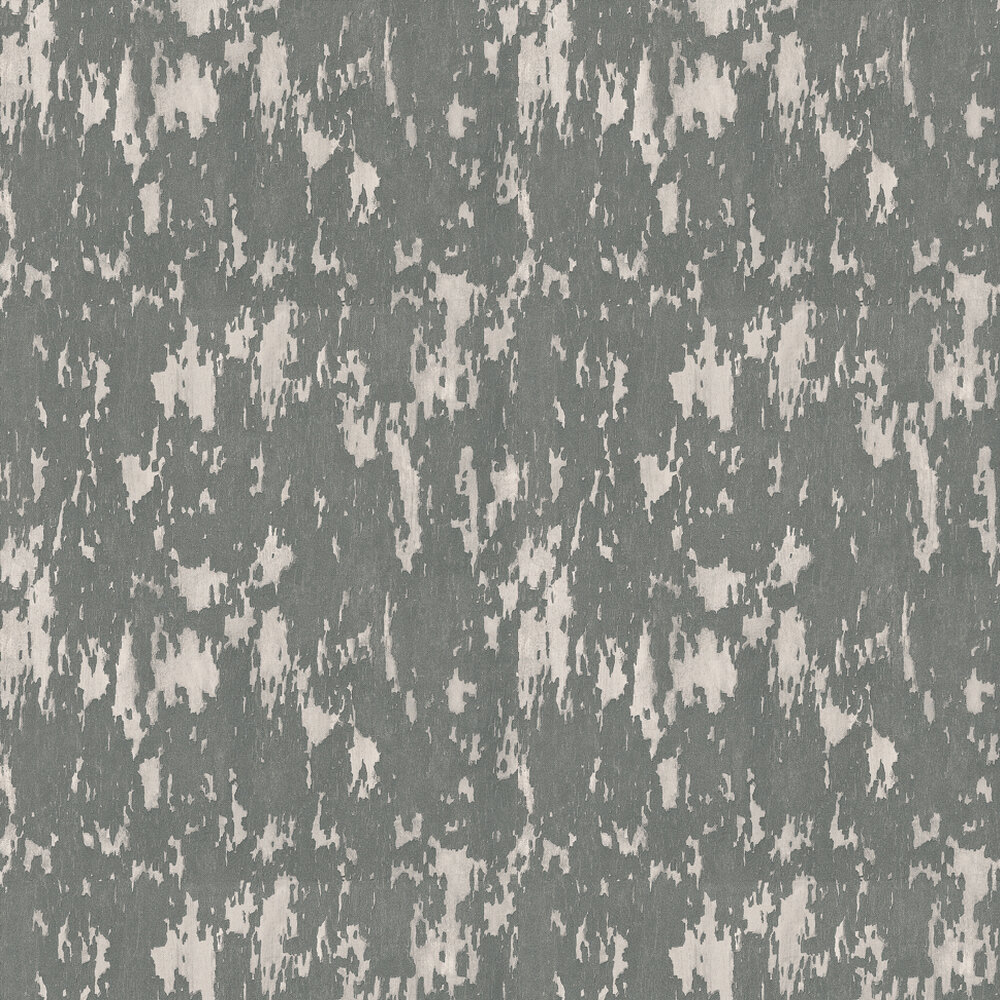 Andrew Martin Crackle Charcoal Wallpaper - Product code: PE01-Charcoal