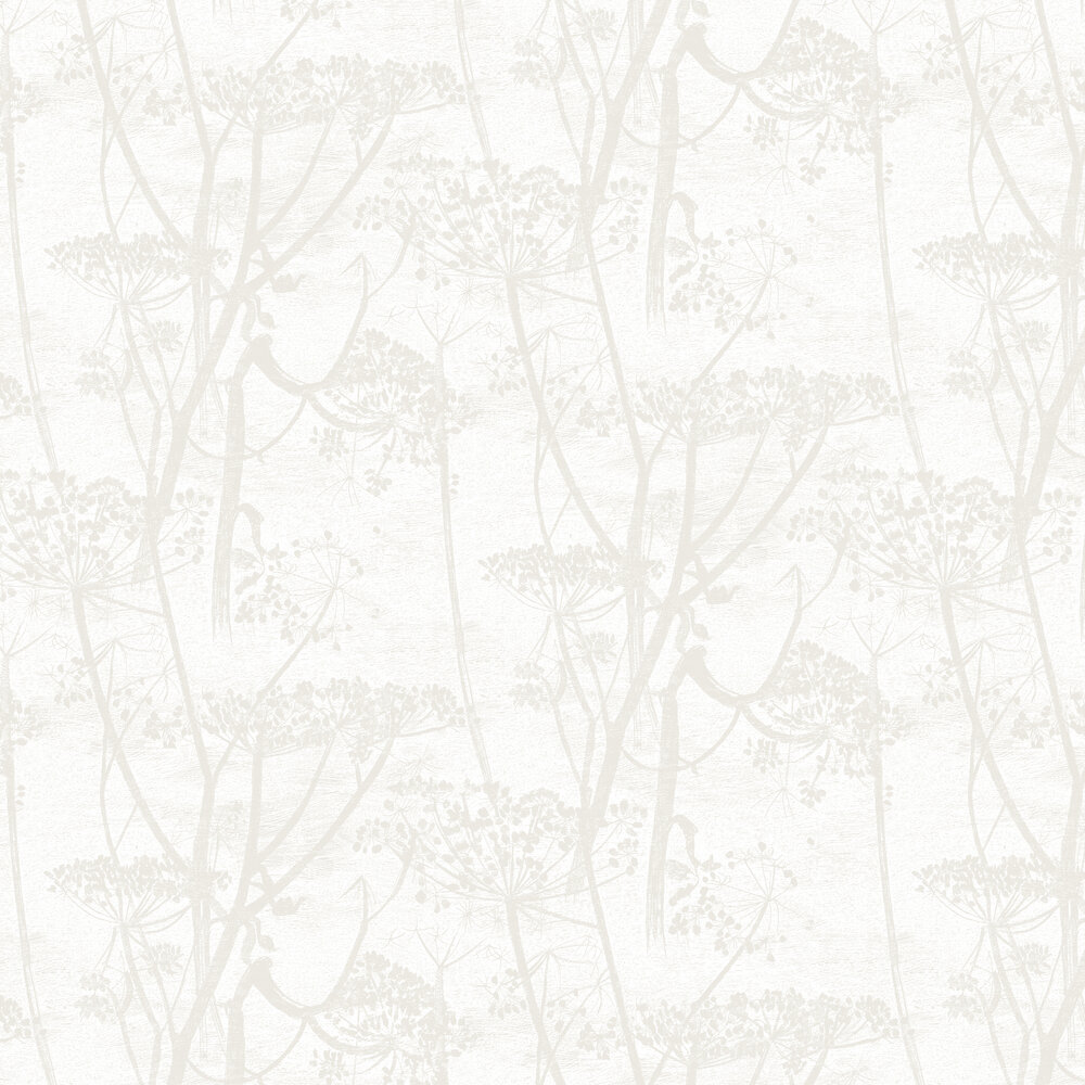 Cow Parsley Wallpaper - Off White - by Cole & Son