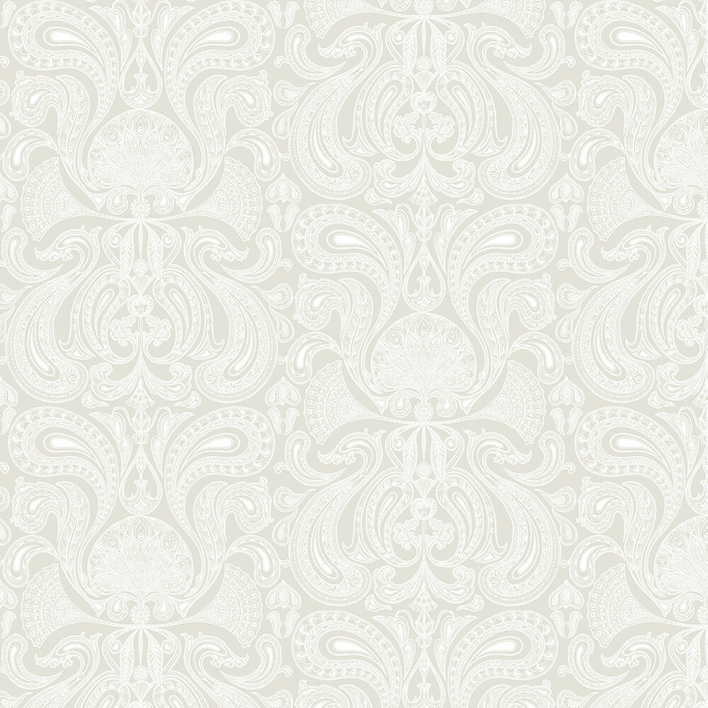 Cole & Son Malabar Ecru Wallpaper - Product code: 95/7039
