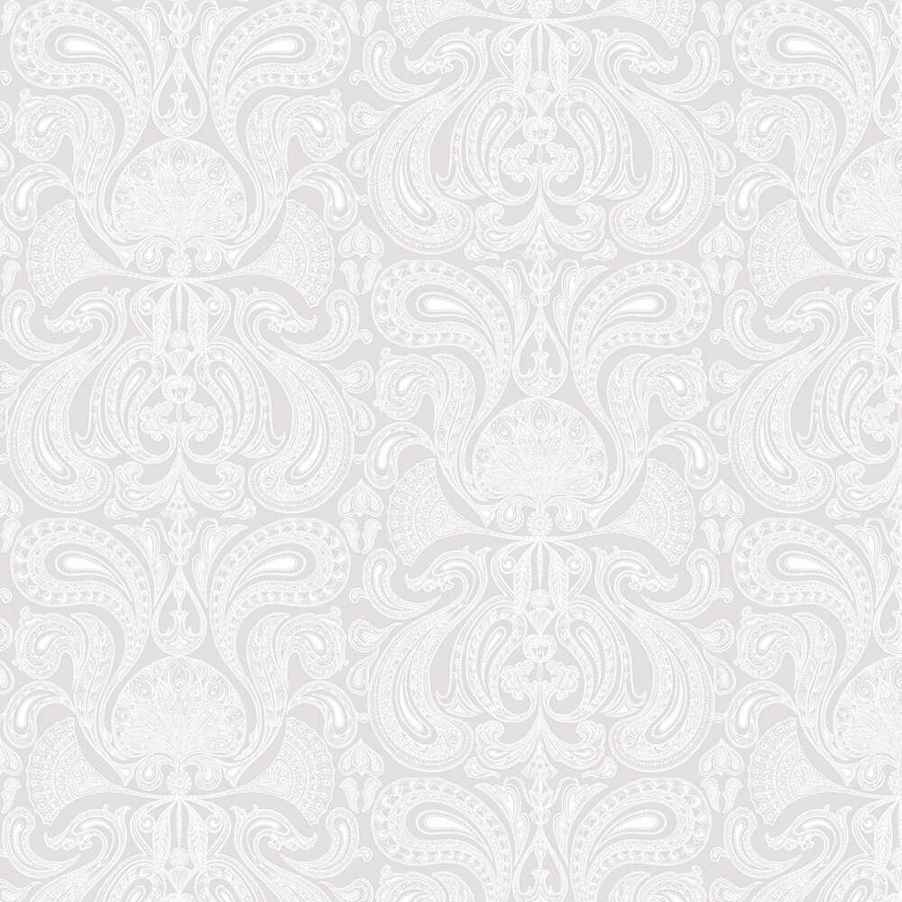 Cole & Son Malabar Soft Lavender Wallpaper - Product code: 95/7041