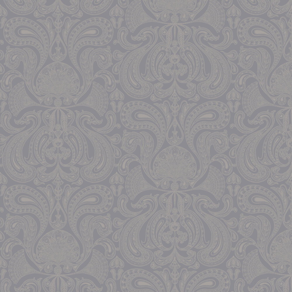 Cole & Son Malabar Lavender Wallpaper - Product code: 95/7042