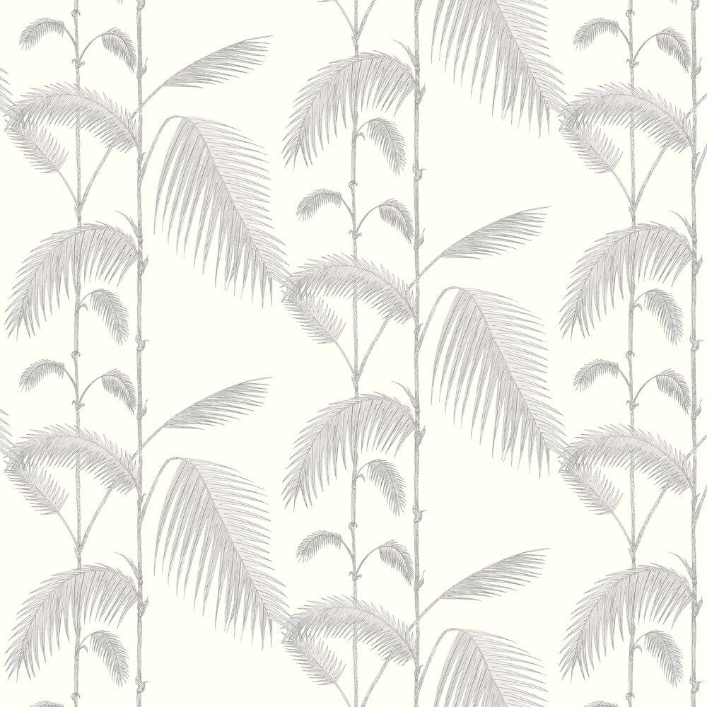 Palm Wallpaper - Dove Grey - by Cole & Son