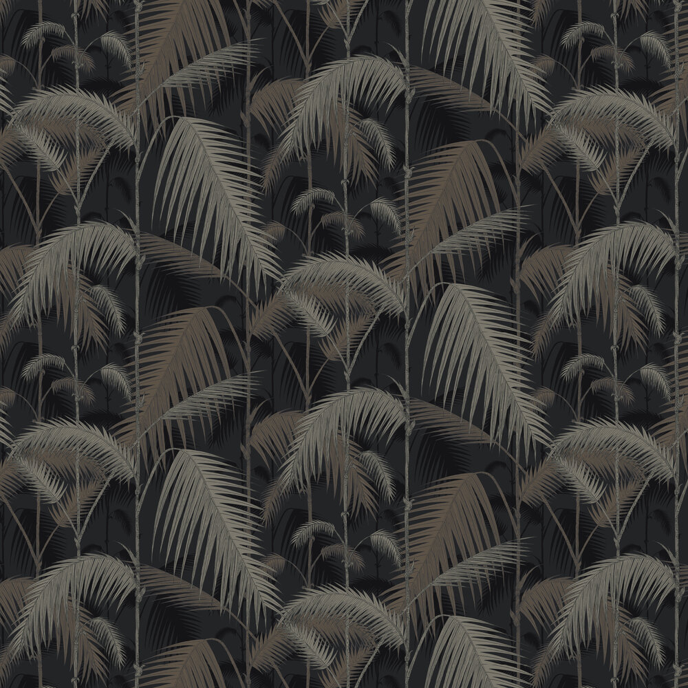 Cole & Son Palm Jungle Metallic Wallpaper - Product code: 95/1004