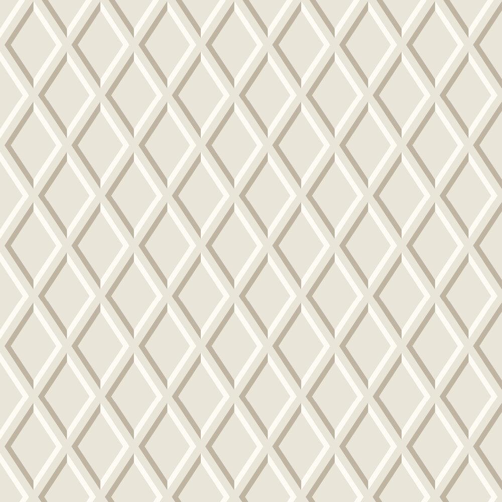 Pompeian Wallpaper - Linen - by Cole & Son