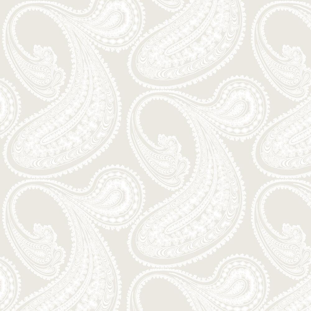 Rajapur Wallpaper - Linen - by Cole & Son