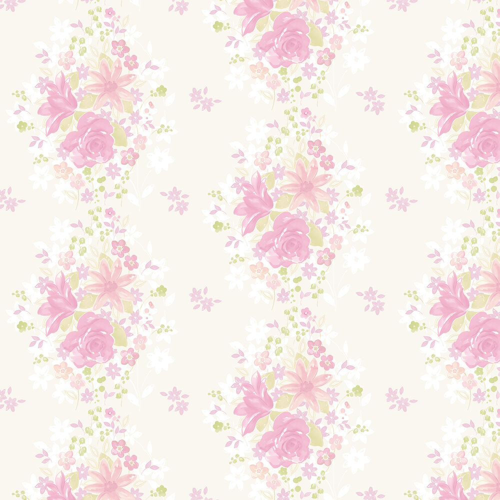 Albany Teresa Pink Wallpaper - Product code: 262123