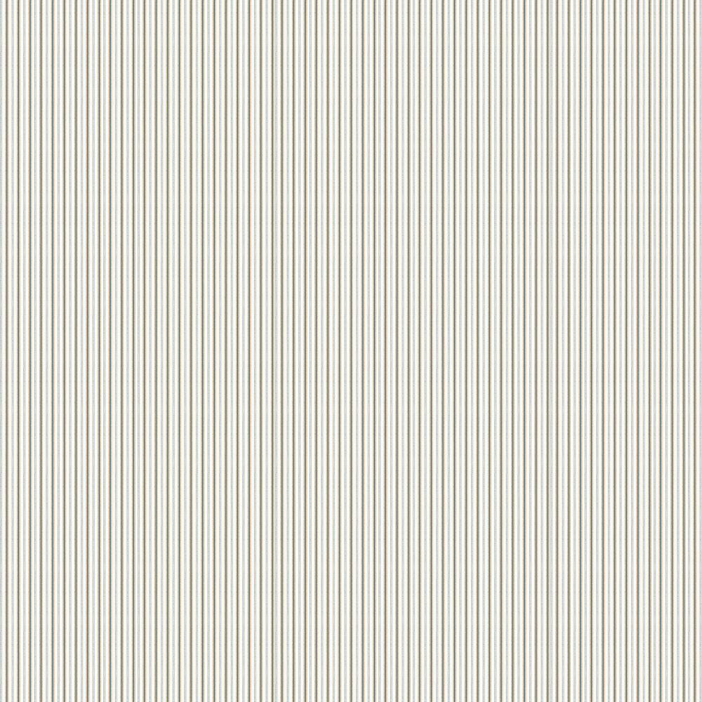 Ralph Lauren Marrifield Stripe Blue / Linen Wallpaper - Product code: PRL025/10