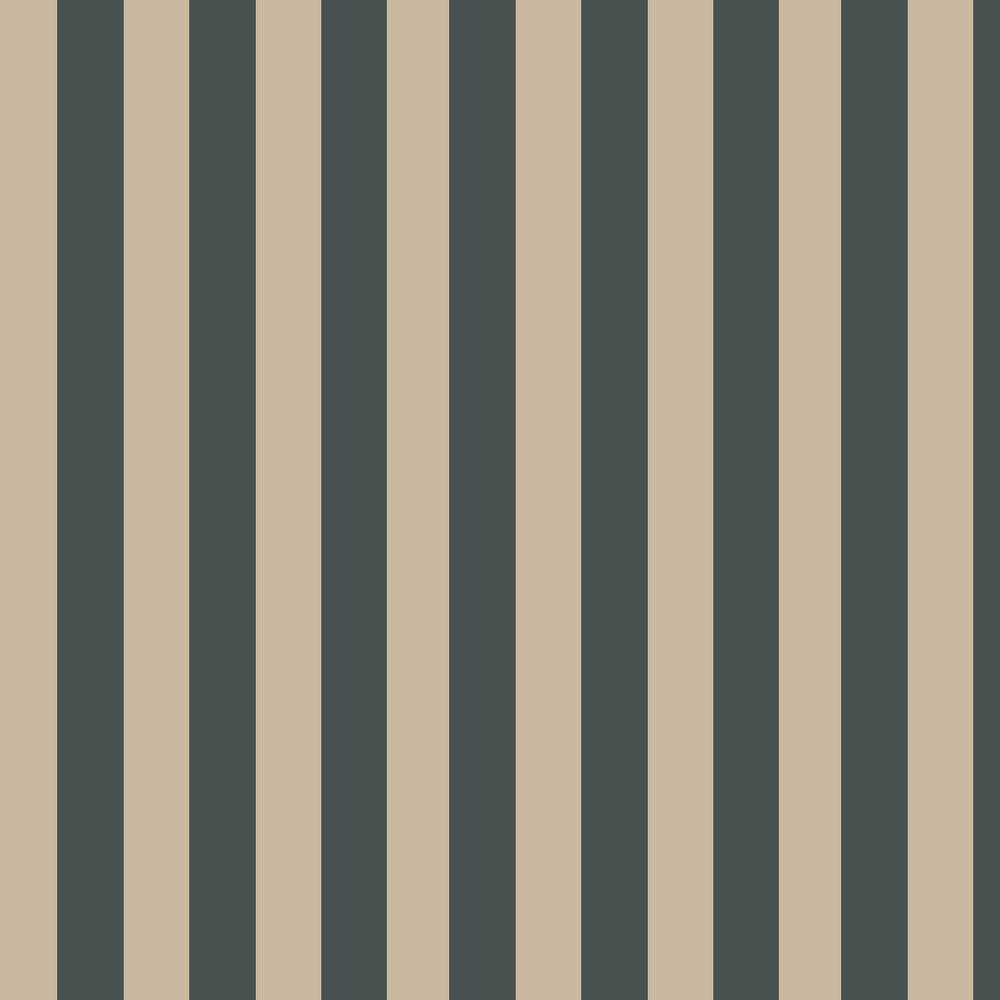 Ralph Lauren Spalding Stripe Navy / Sand Wallpaper - Product code: PRL026/13