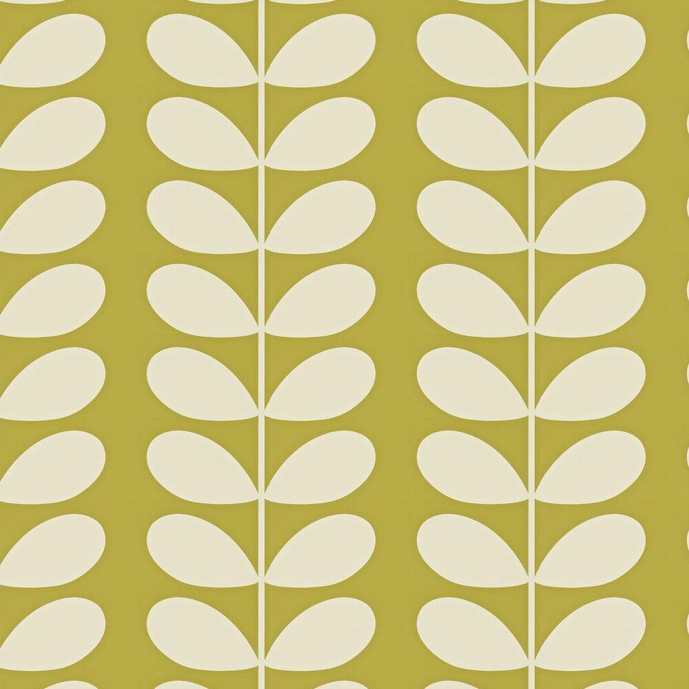 Orla Kiely Giant Stem Green Wallpaper - Product code: 110395