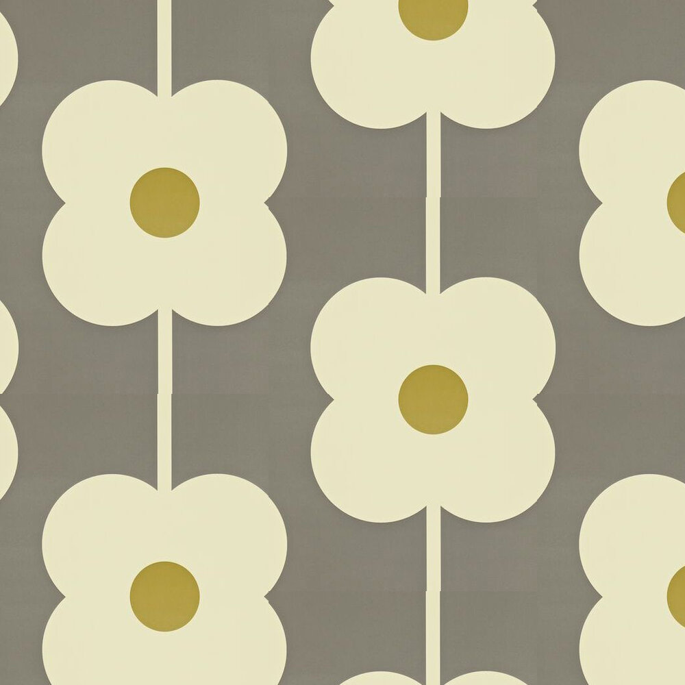 Giant Abacus Flower By Orla Kiely