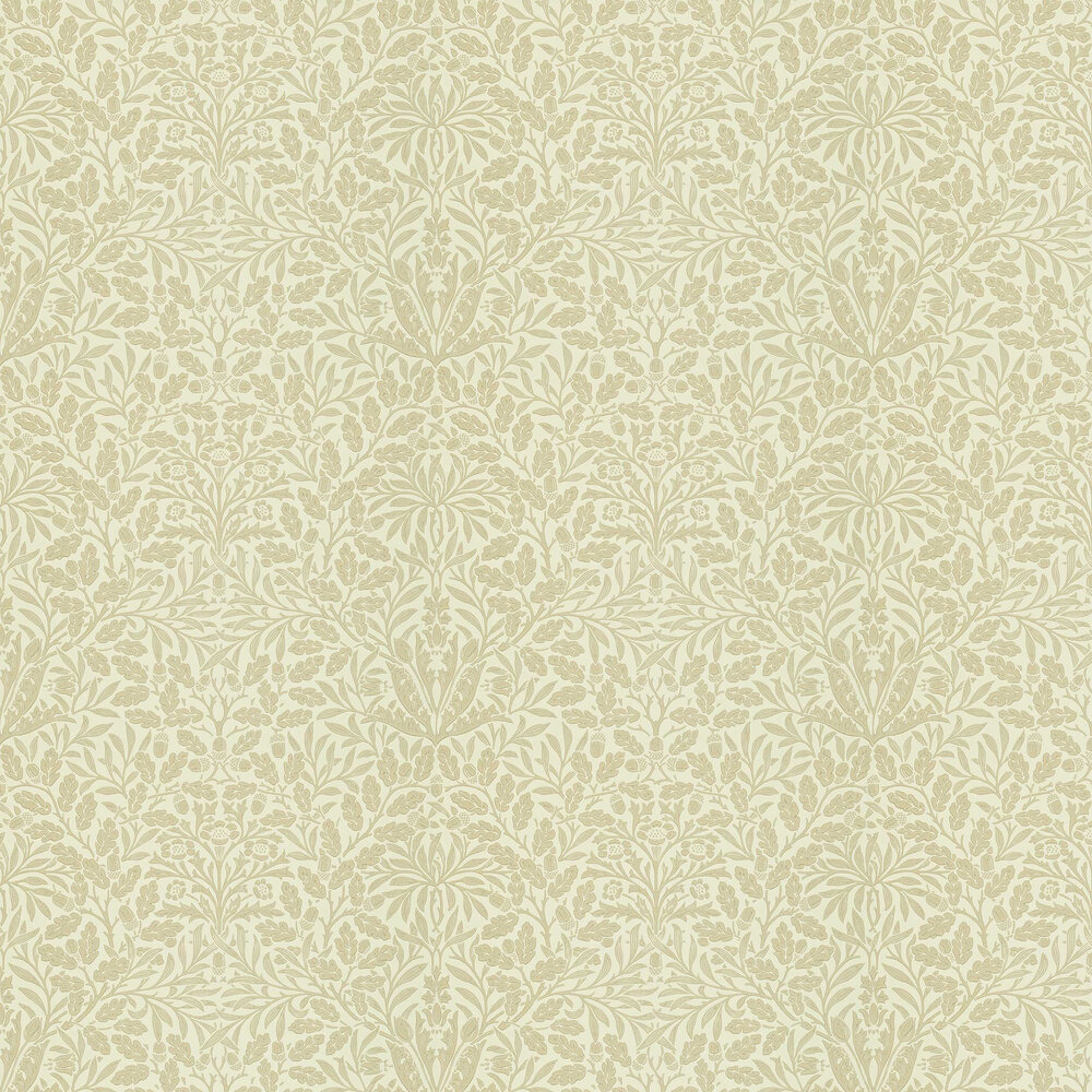Morris Acorn Brown Wallpaper - Product code: WM7422/1
