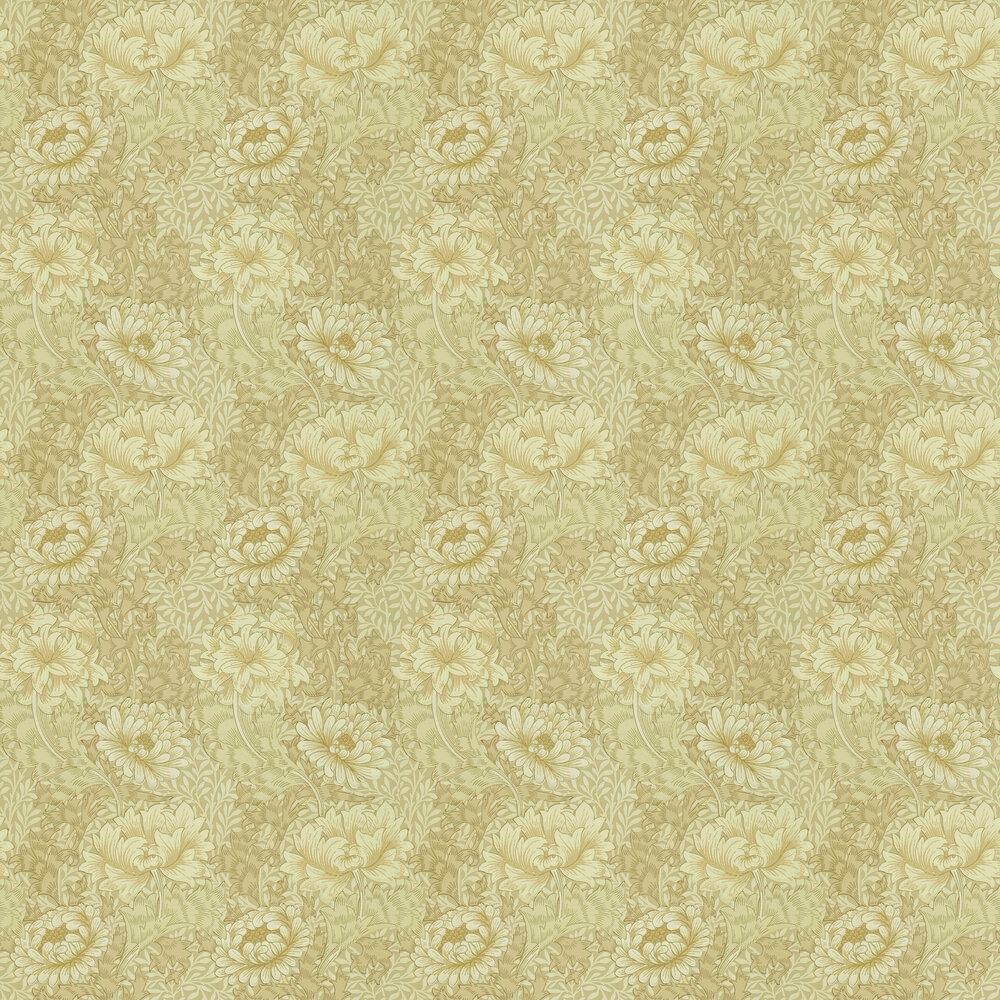Morris Chrysanthemum Canvas Wallpaper - Product code: WM7612/8