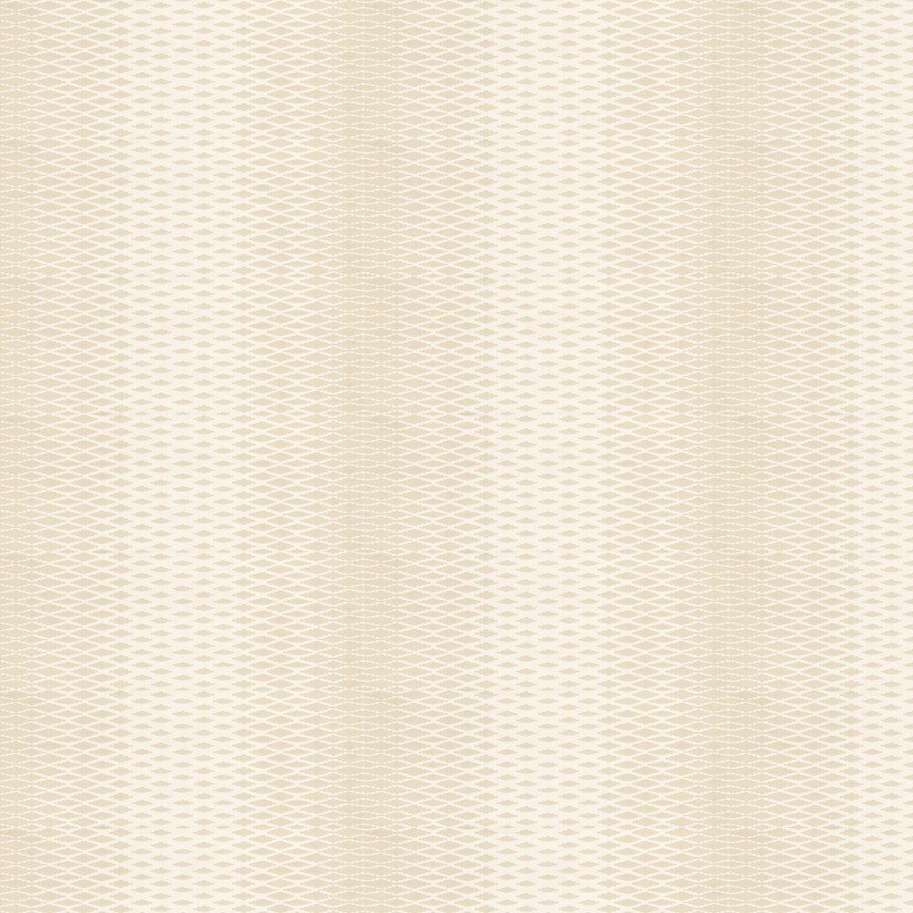 Lattice Wallpaper - Cream - by Farrow & Ball