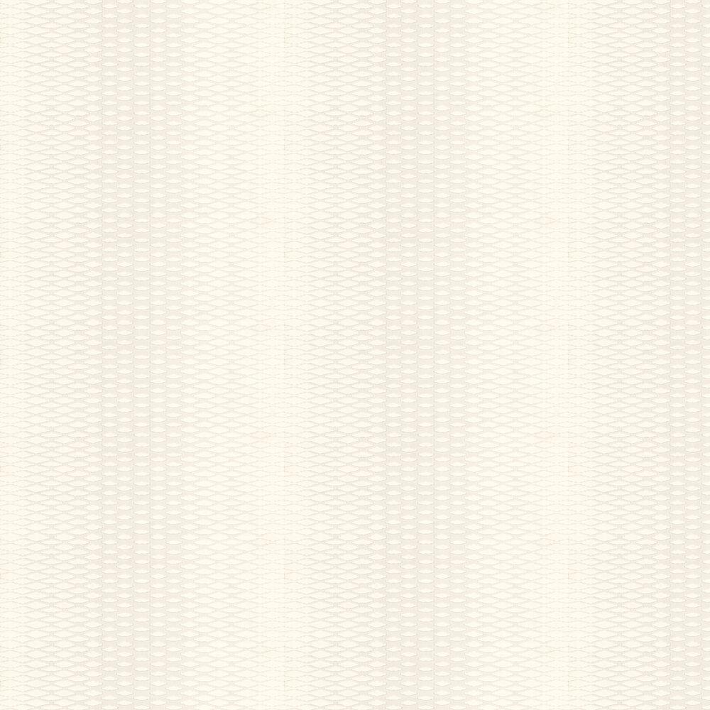Lattice Wallpaper - Light Grey - by Farrow & Ball