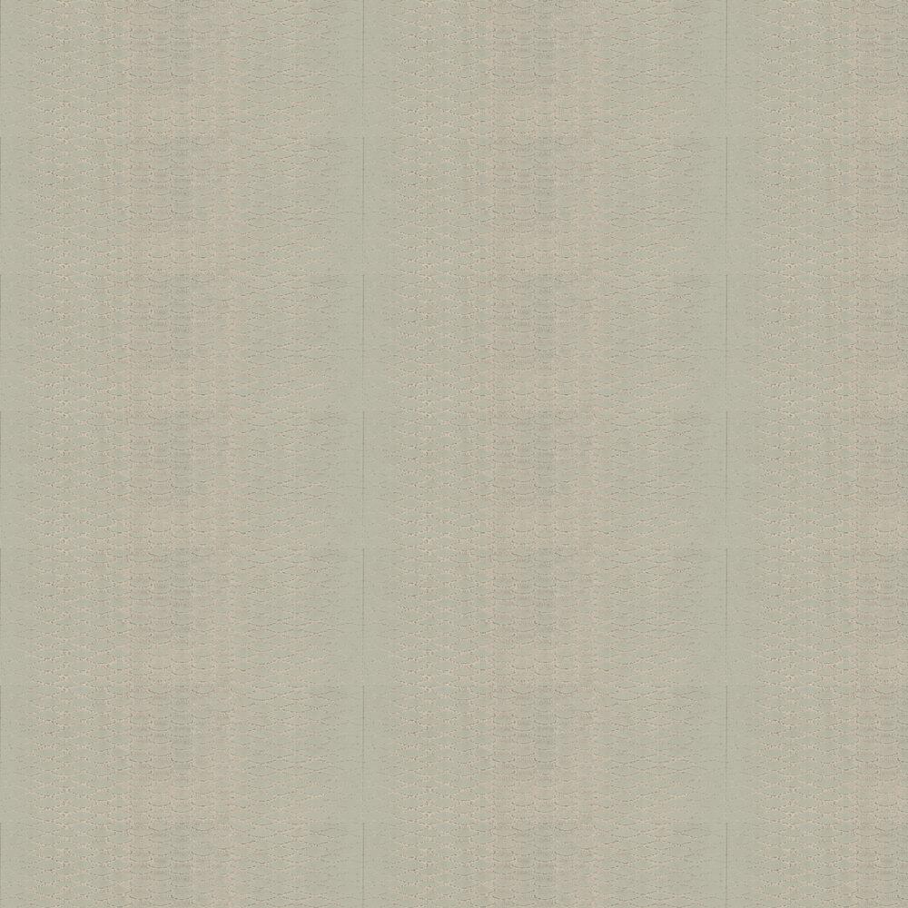 Farrow & Ball Lattice Dusk Green Wallpaper - Product code: BP 3504