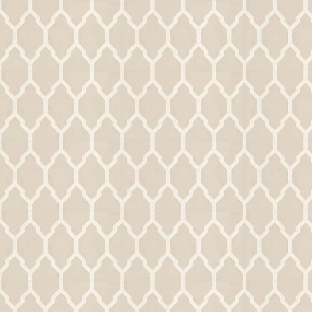 Farrow & Ball Tessella Beige Wallpaper - Product code: BP 3601