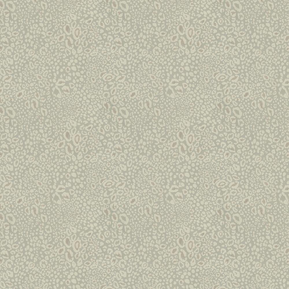 Farrow & Ball Ocelot Green Wallpaper - Product code: BP 3703
