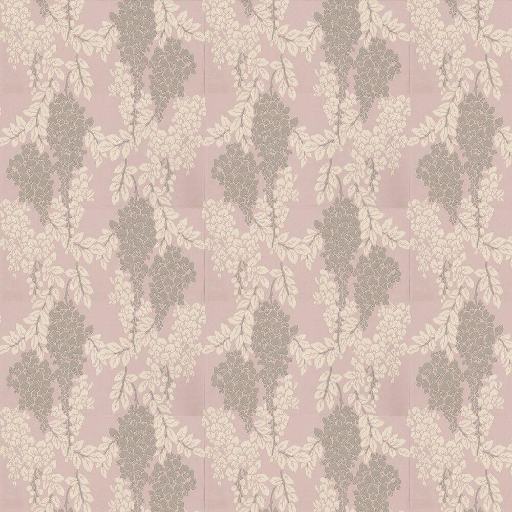 Farrow & Ball Wisteria Rose Pink Wallpaper - Product code: BP 2209