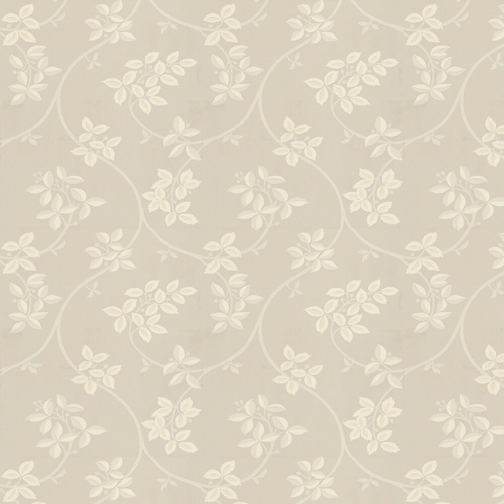 Farrow & Ball Ringwold Cream / Soft Beige Wallpaper - Product code: BP 1614