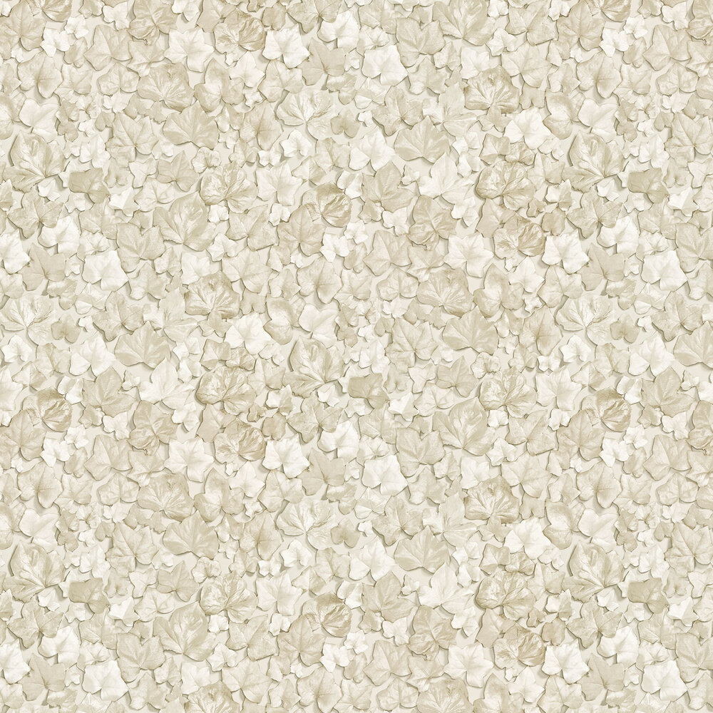 Zoffany Ivy Leaf White Wallpaper - Product code: 310979