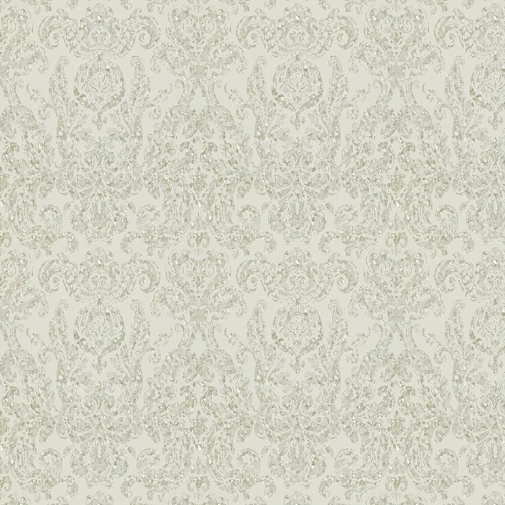 Zoffany Brocatello Briolette Gold / Cream Wallpaper - Product code: 310990