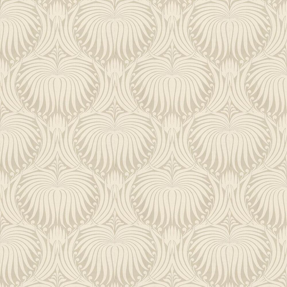 Farrow & Ball Lotus Cream / Beige Wallpaper - Product code: BP 2009