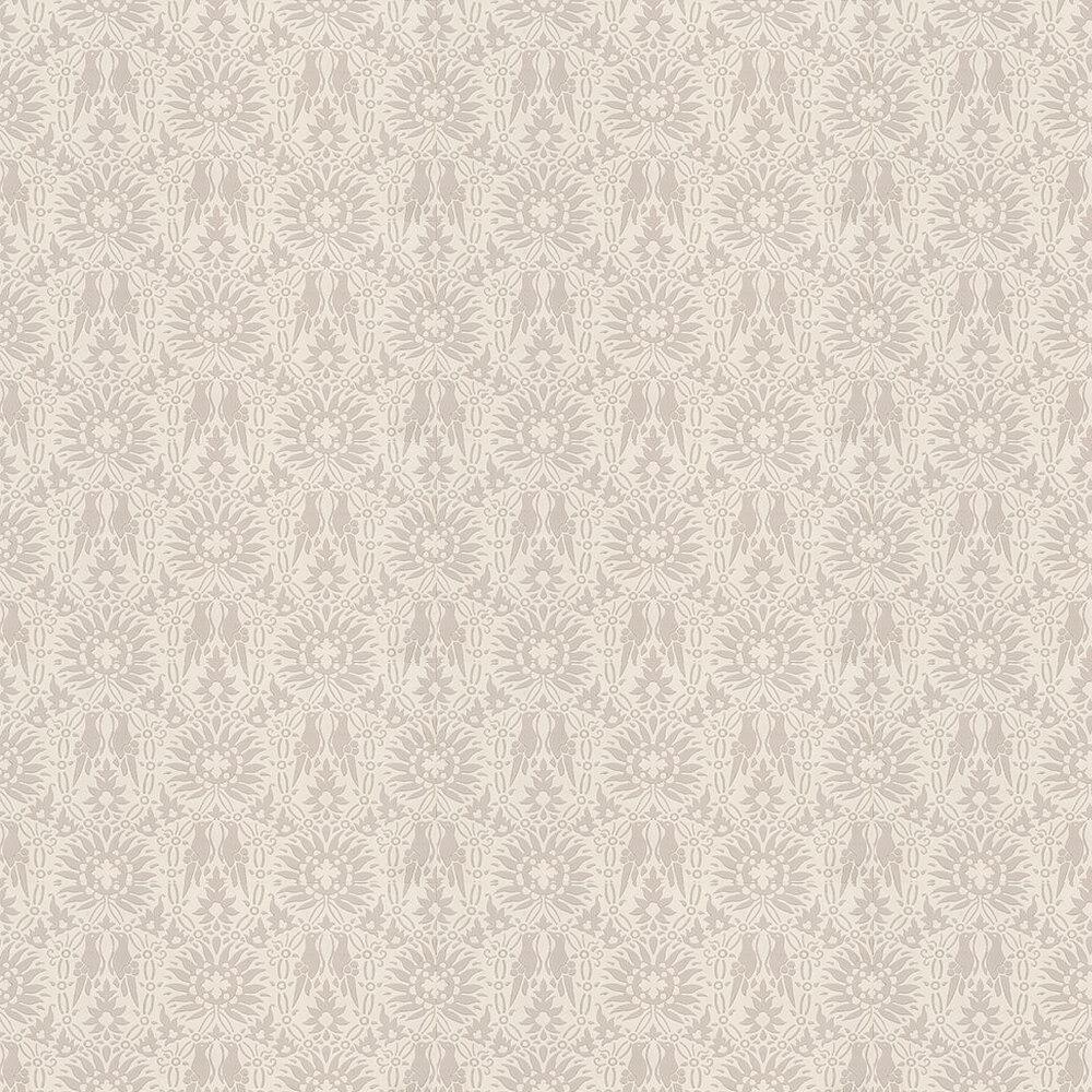 Renaissance Wallpaper - Grey - by Farrow & Ball