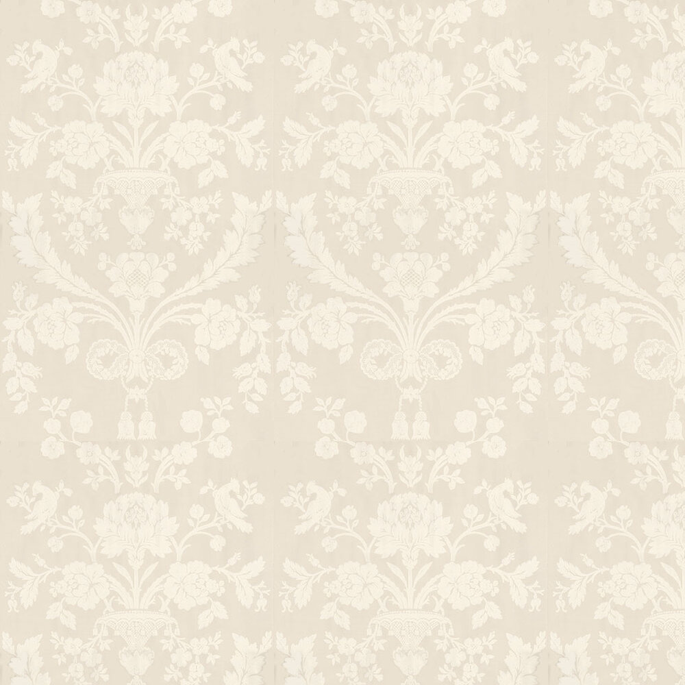 St Antoine Wallpaper - Cream / Light Beige - by Farrow & Ball