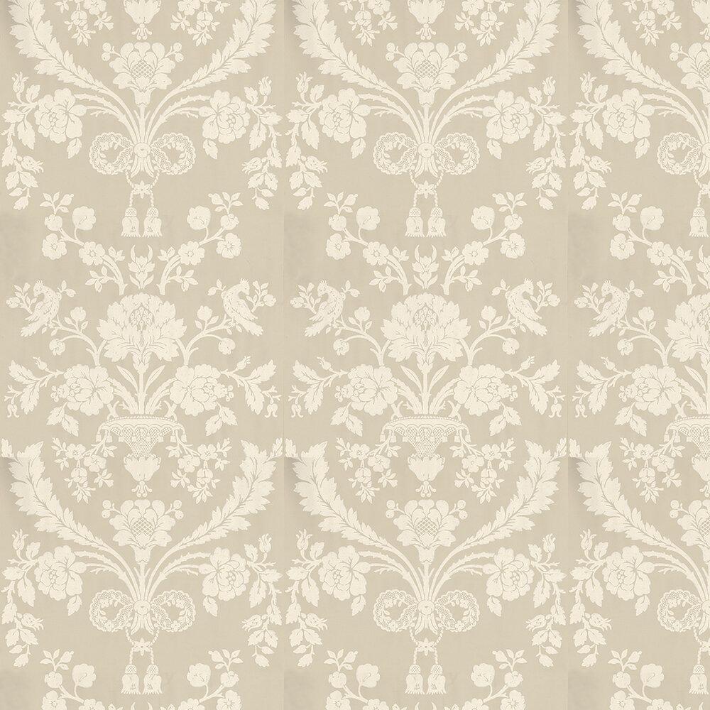 Farrow & Ball St Antoine Cream / Light Grey Wallpaper - Product code: BP 909