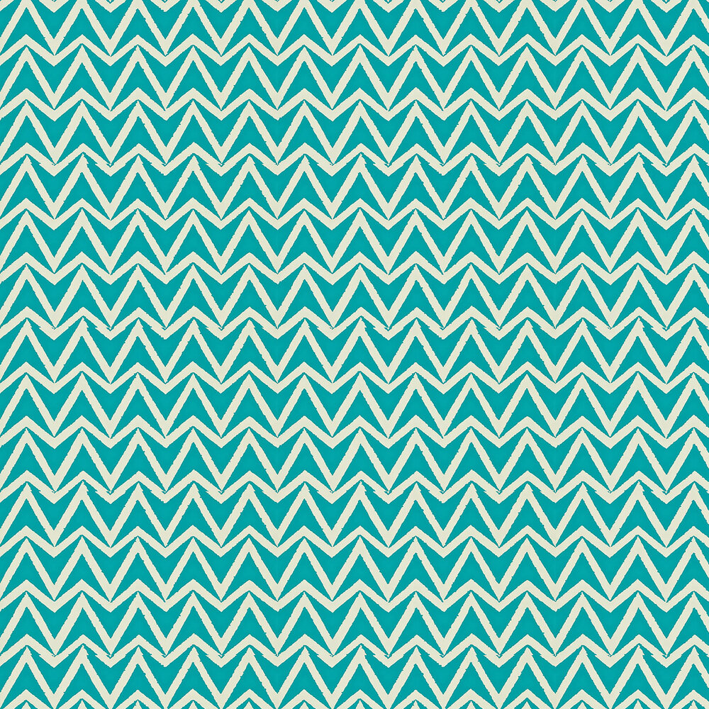 Scion Dhurrie Blue Wallpaper - Product code: 110456
