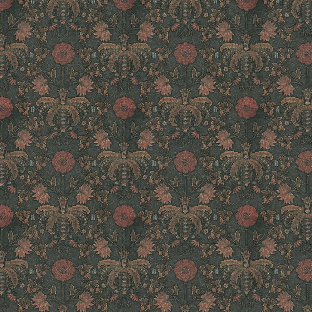 Little Greene New Bond Street Hide Wallpaper - Product code: 0282NBHIDEZ