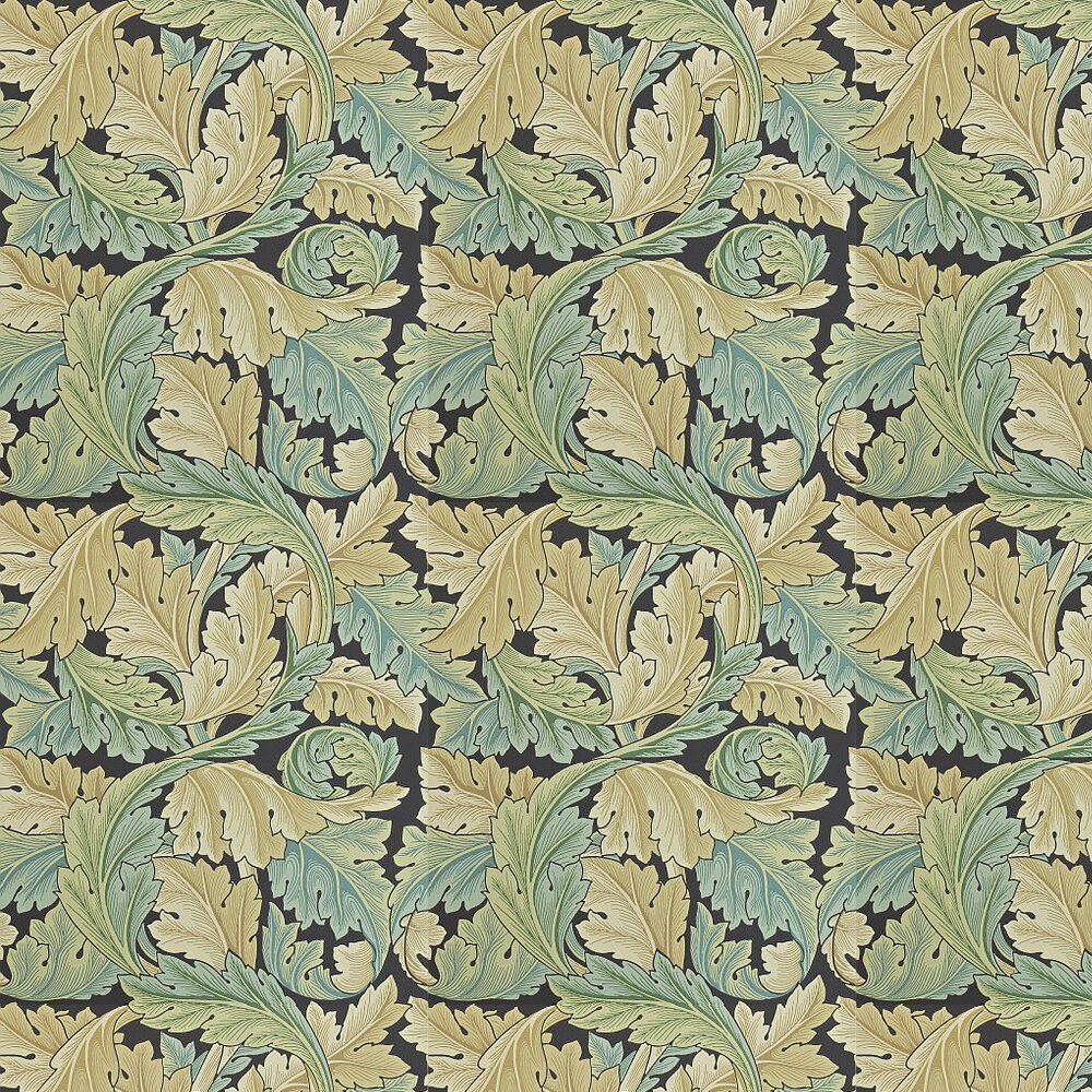 Morris Acanthus Green Wallpaper - Product code: 212550