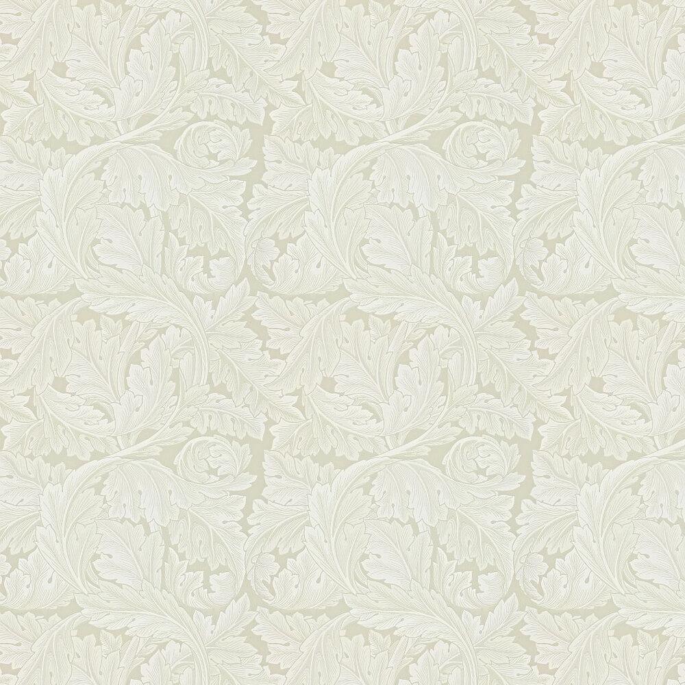 Morris Acanthus Stone / Grey Wallpaper - Product code: 212554