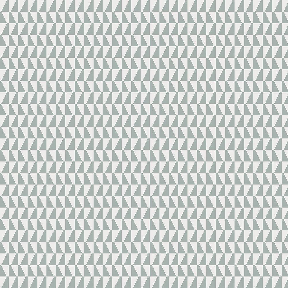 Boråstapeter Scandinavian Designers Duck Egg Blue / Off White Wallpaper - Product code: 2739